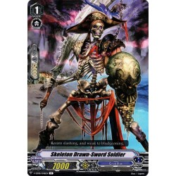 CFV V-EB08/048EN C Skeleton Drawn-Sword Soldier