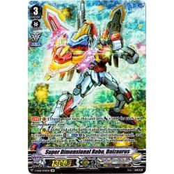 CFV V-EB08/SP07EN SP Super Dimensional Robo, Daizaurus