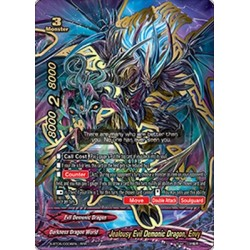 BFE S-BT05/0006EN RRR Jealousy Evil Demonic Dragon, Envy