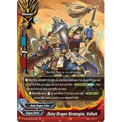 BFE S-BT05/0010EN RR Deity Dragon Strategist, Valheit