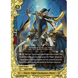 BFE S-BT05/0014EN RR Starry Night Enchanter, Duric