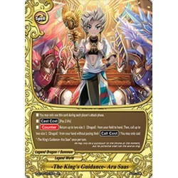 BFE S-BT05/0015EN RR -The King's Guidance- Ara Saas