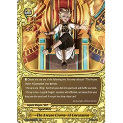 BFE S-BT05/0016EN RR -The Arcane Crown- Al Coronation