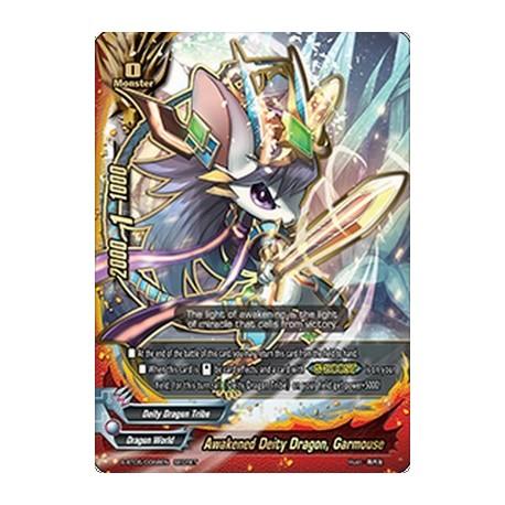 BFE S-BT05/0068EN Secret Awakened Deity Dragon, Garmouse