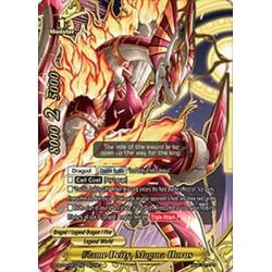 BFE S-BT05/0071EN Secret Flame Deity, Magma Horus