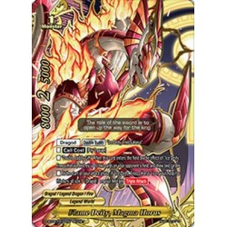 BFE S-BT05/0071EN Secret Flame Deity, Magma Horus