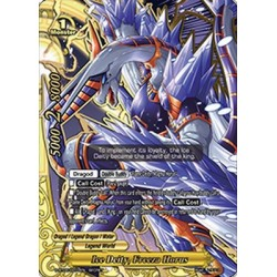 BFE S-BT05/0072EN Secret Ice Deity, Freeza Horus