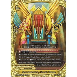 BFE S-BT05/0074EN Secret Seat of Absolute, Hieratic Throne
