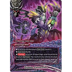 BFE S-BT05/0033EN FOIL/R Diablos Conversion