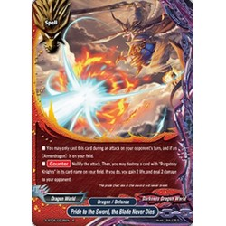 BFE S-BT05/0035EN FOIL/U Pride to the Sword, the Blade Never Dies