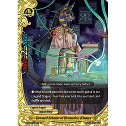 BFE S-BT05/0039EN FOIL/U Devoted Scholar of Hermetics, Kiamya