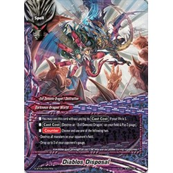 BFE S-BT05/0047EN FOIL/U Diablos Disposal