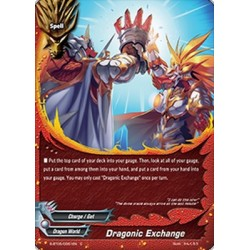 BFE S-BT05/0051EN FOIL/C Dragonic Exchange