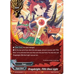 BFE S-BT05/0052EN FOIL/C Dragobright, Fifth Omni Light