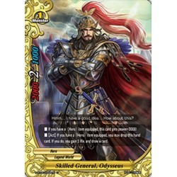 BFE S-BT05/0056EN FOIL/C Skilled General, Odysseus