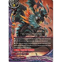 BFE S-BT05/0061EN FOIL/C Evil Demonic Dragon, Cornix