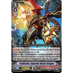 CFV V-BT05/005EN VR Eradicator, Gauntlet Buster Dragon