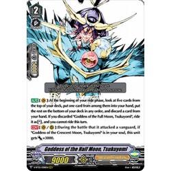 CFV V-BT05/008EN RRR Goddess of the Half Moon, Tsukuyomi