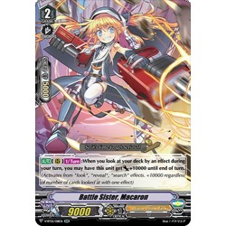 CFV V-BT05/018EN RR Battle Sister, Macaron