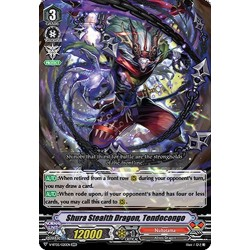 CFV V-BT05/020EN RR Shura Stealth Dragon, Tendocongo