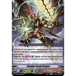 CFV V-BT05/023EN RR Thunder Break Dragon