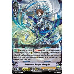 CFV V-BT05/026EN R Decorous Knight, Hengist