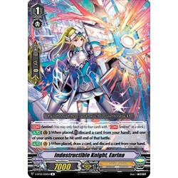 CFV V-BT05/029EN R Indestructible Knight, Earina