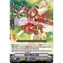 CFV V-BT05/035EN R Coral Witch, ZaZa