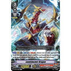 CFV V-BT05/039EN R Landshocker Dragon