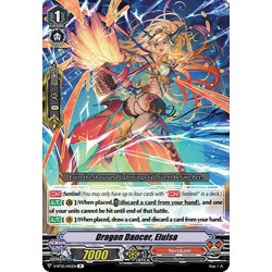 CFV V-BT05/042EN R Dragon Dancer, Eluisa