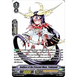 CFV V-BT05/SP04EN SP Goddess of the Crescent Moon, Tsukuyomi