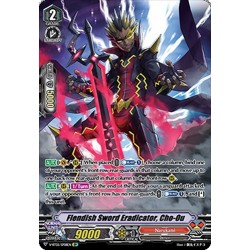 CFV V-BT05/SP08EN SP Fiendish Sword Eradicator, Cho-Ou