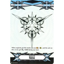 CFV V-BT05 V-GM/0103EN Gift Marker Imaginary Gift Imaginary Gift - Force