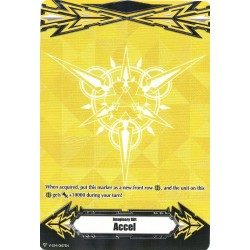 CFV V-BT05 V-GM/0107EN Gift Marker Imaginary Gift Marker Accel Original (Metallic Yellow)