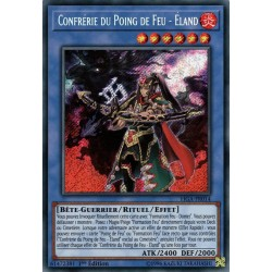 YGO FIGA-FR014 Brotherhood of the Fire Fist - Eland