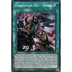 YGO FIGA-FR019 Formation Feu - Domei