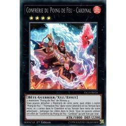 YGO FIGA-FR026 Confrérie du Poing de Feu - Cardinal