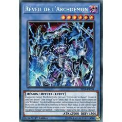 YGO FIGA-FR031 Réveil de l'Archdémon