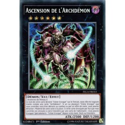 YGO FIGA-FR033 Ascension de l'Archdémon