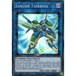 YGO FIGA-FR046 Talkback Lancer
