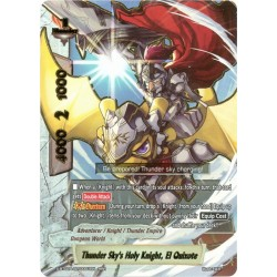 BFE S-BT02A-SP/0001EN RRR Thunder Sky's Holy Knight, El Quixote