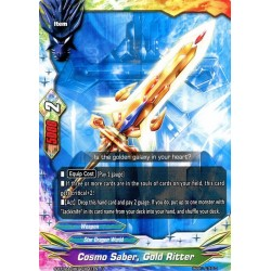 BFE S-BT02A-UB04/0041EN U Cosmo Saber, Gold Ritter