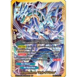 "BFE S-BT02A-UB04/S005EN SP Dragon Force, ""Style of Future"""