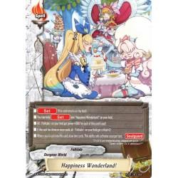 BFE S-BT02A-UB04/0024EN Foil/R Happiness Wonderland!