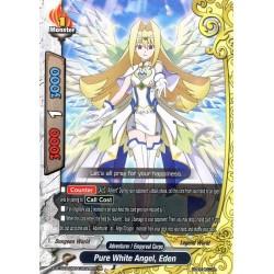 BFE S-BT02A-UB04/0028EN Foil/R Pure White Angel, Eden