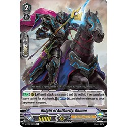 CFV V-BT06/029EN R Knight of Authority, Demne