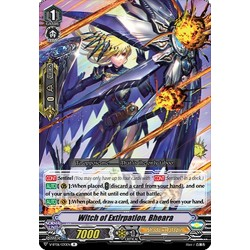 CFV V-BT06/030EN R Witch of Extirpation, Bheara