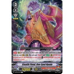 CFV V-BT06/032EN R Stealth Fiend, One-Eyed Nyudo