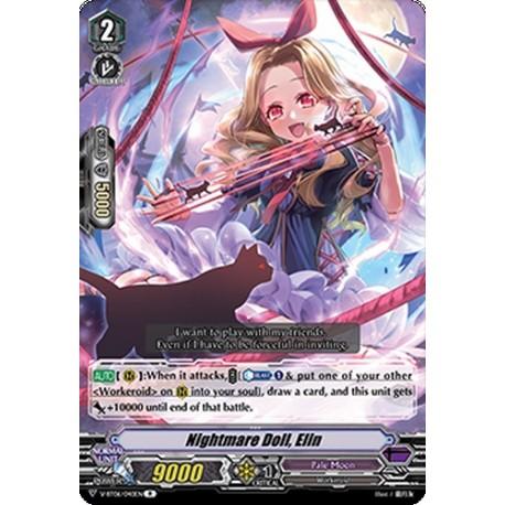 CFV V-BT06/040EN R Nightmare Doll, Elin