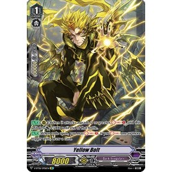 CFV V-BT06/SP06EN SP Yellow Bolt